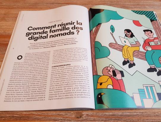 Réunir la grande famille des digital nomads